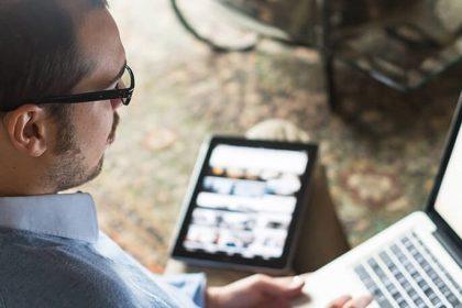 La cura dell'occhio nell'era digitale