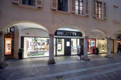 BELOTTI OtticaUdito: nuova apertura a Lugano via Nassa