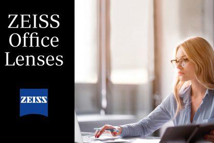 Visione chiara e rilassata sul posto di lavoro. ZEISS Office riduzione -10%