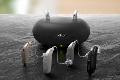 Apparecchi acustici per il benessere uditivo Oticon Opn S