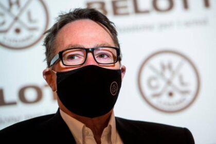 BELOTTI eyewear partner di Chris McSorley, coach HC Lugano
