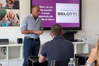 Il Gruppo Belotti porta in Ticino Oticon More™, la tecnologia d'avanguardia di Demant